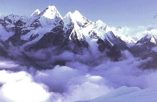 Himalayan mountain